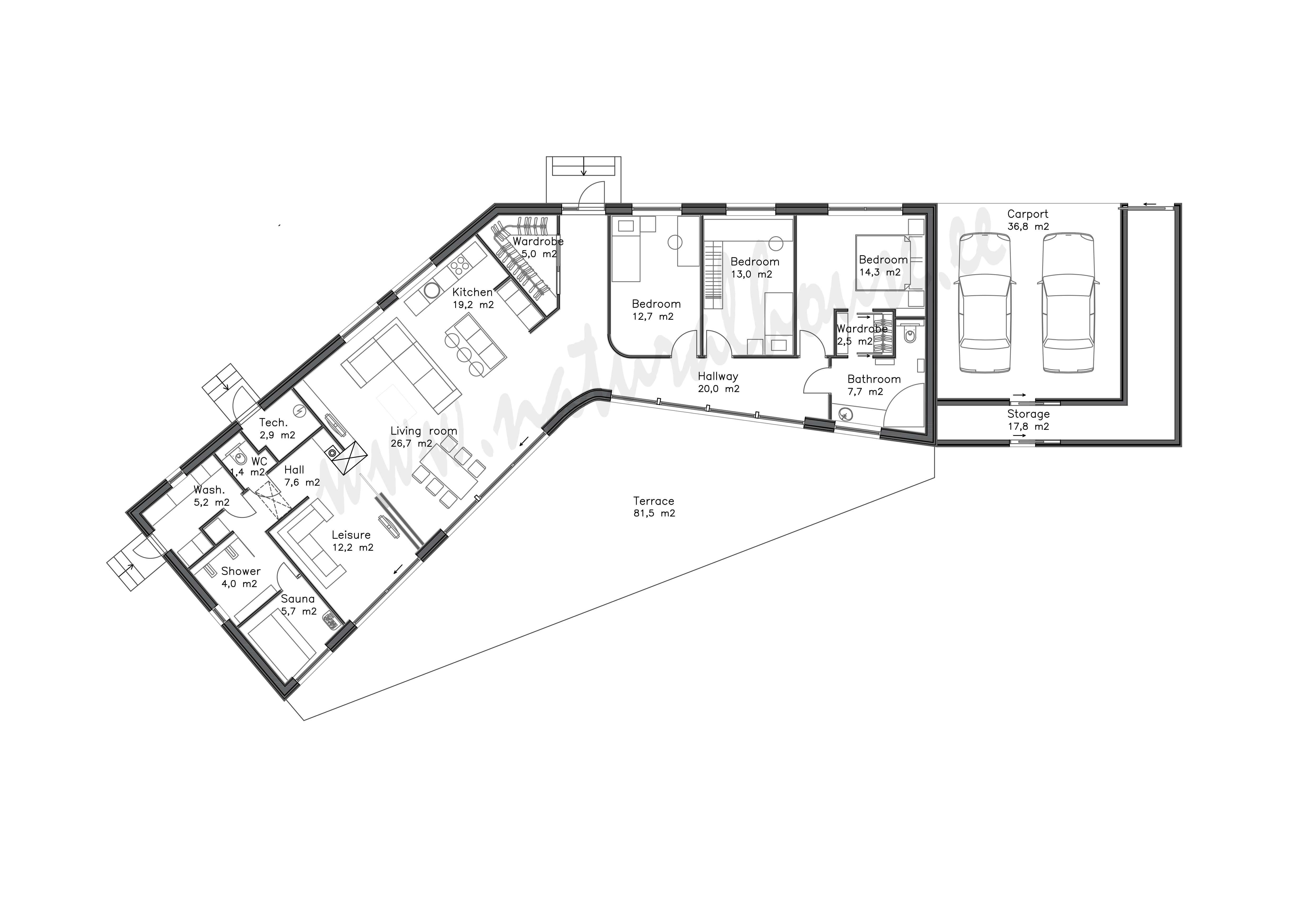 architect - private house - naturalhouse