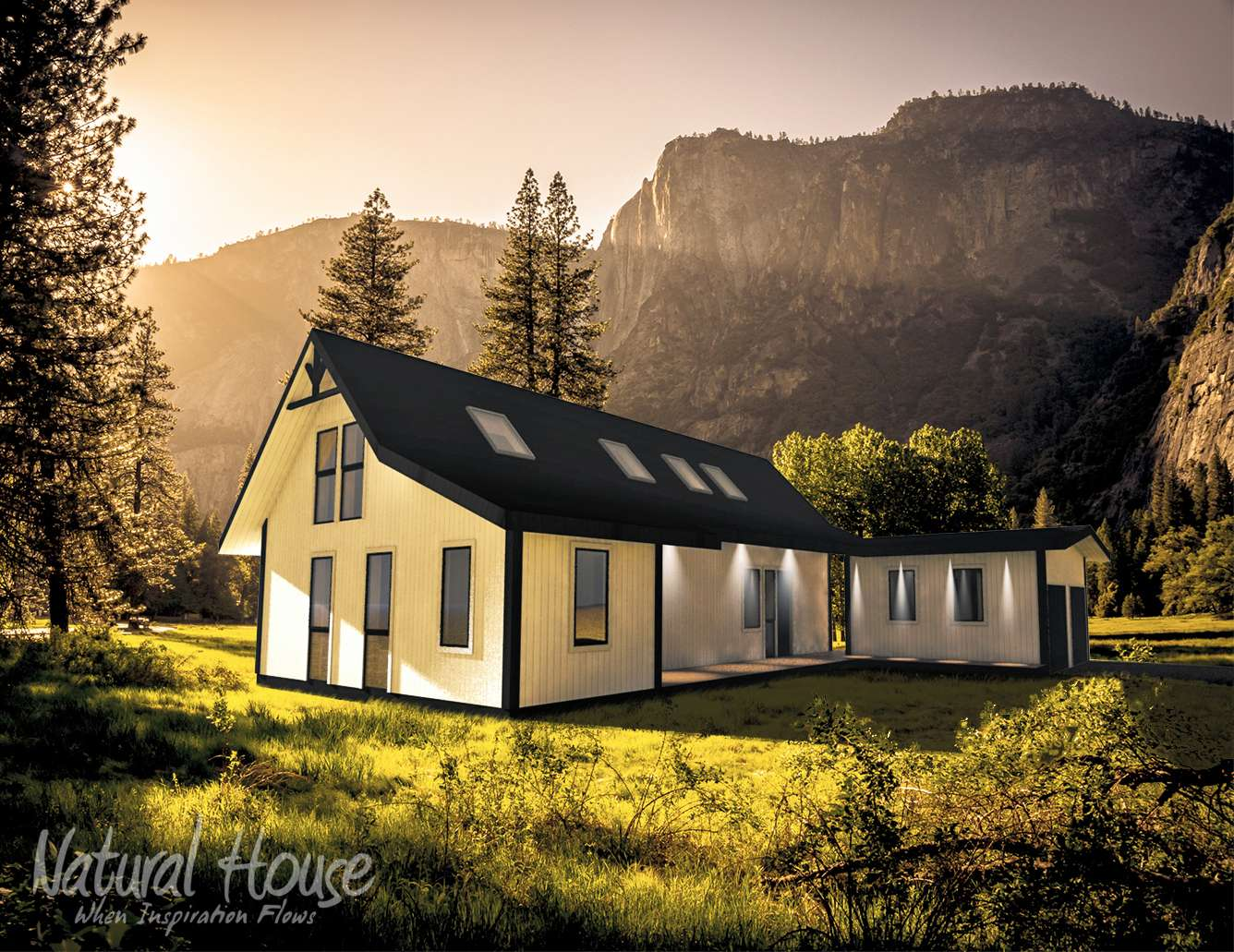 norwegian - private house - naturalhouse