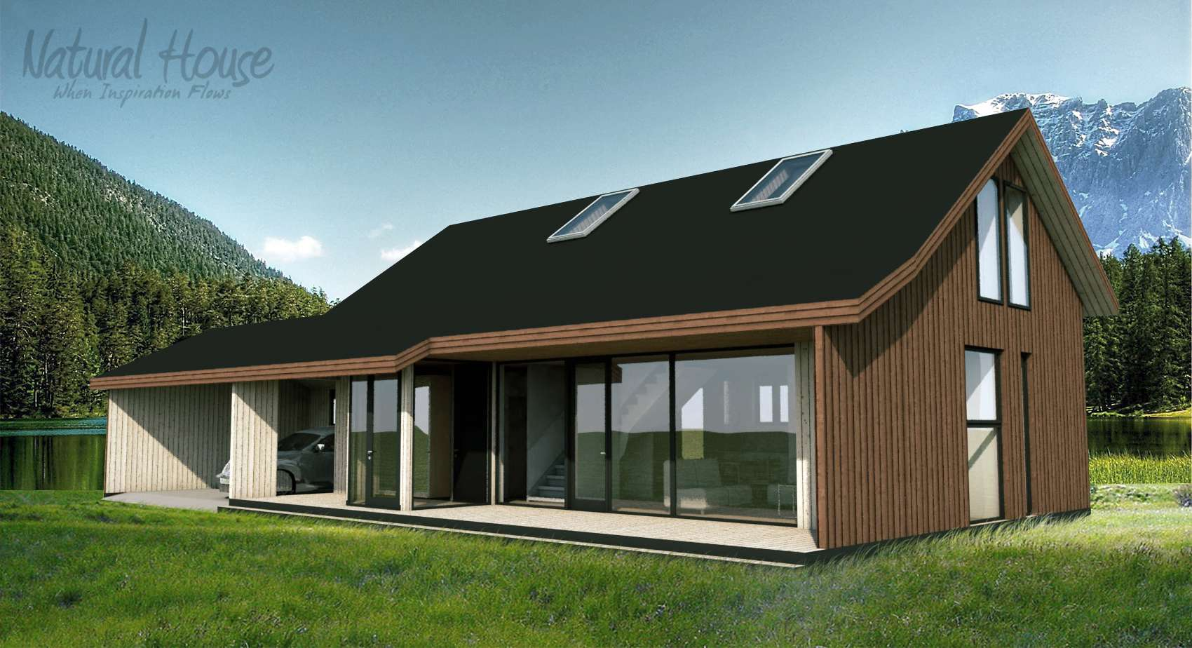 nordic - private house - naturalhouse
