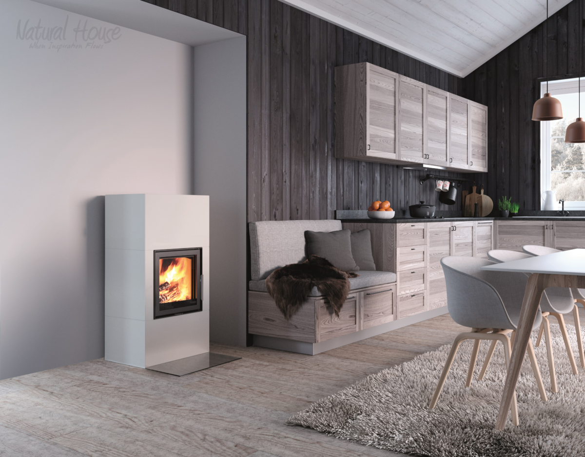 fireplace - family - scandinavian - cabin - naturalhouse