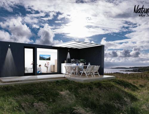 """Cabin """"Sommarøy"""""""