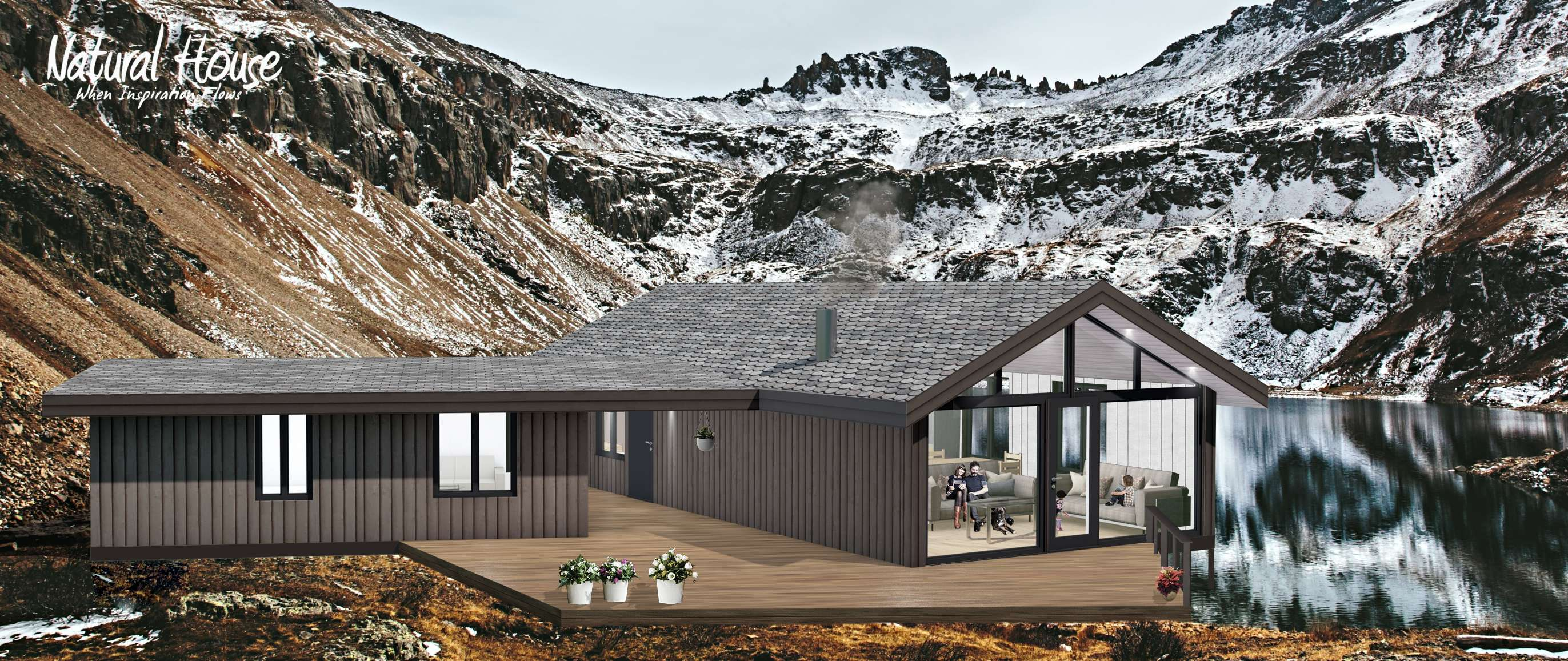 family - scandinavian - cabin - naturalhouse