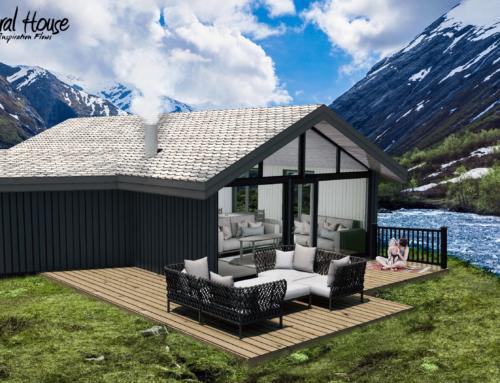 """Cabin """"Uløy"""""""
