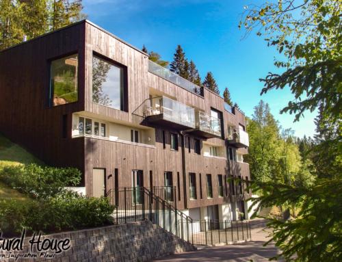 "Apartment house ""Oslo"""